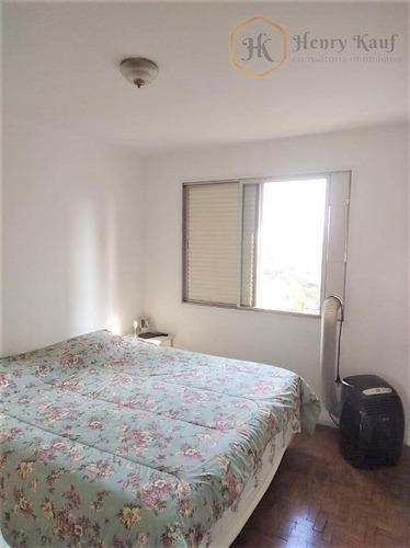 apartamento residencial à venda, vila mariana, são paulo. - ap1270