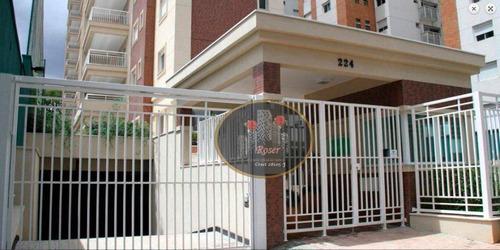 apartamento residencial à venda, vila mariana, são paulo. - ap3178