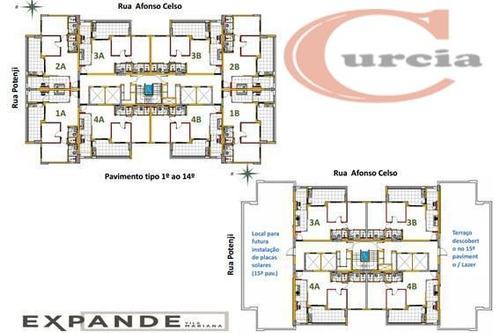 apartamento residencial à venda, vila mariana, são paulo. - ap4276