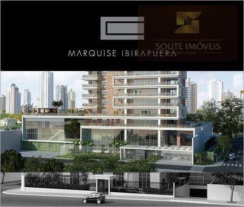 apartamento residencial à venda, vila mariana, são paulo. - codigo: ap2538 - ap2538