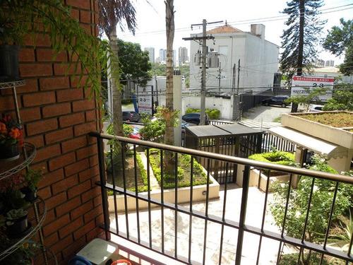 apartamento residencial à venda, vila mariana, são paulo. - codigo: ap2640 - ap2640