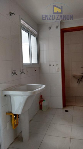 apartamento  residencial à venda, vila marlene, são bernardo do campo. - ap1156