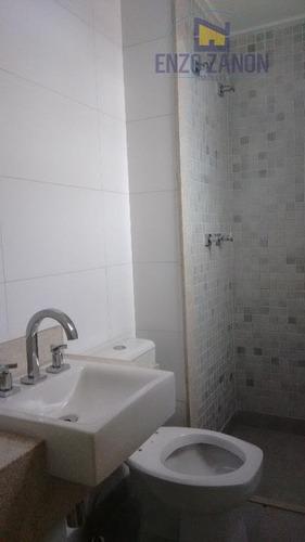 apartamento  residencial à venda, vila marlene, são bernardo do campo. - ap1157