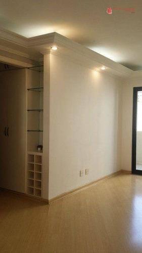 apartamento residencial à venda, vila mascote, são paulo - ap0861. - ap0861