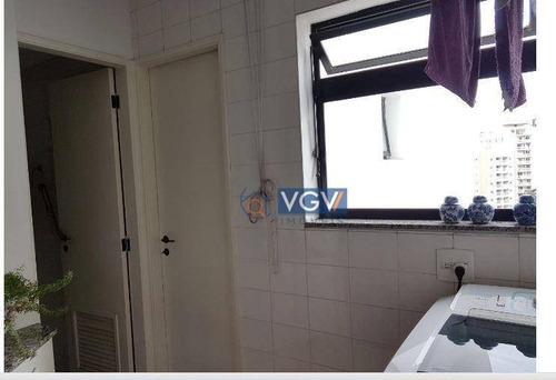 apartamento residencial à venda, vila mascote, são paulo. - ap2039