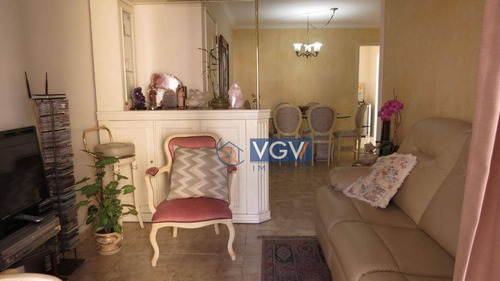 apartamento residencial à venda, vila mascote, são paulo. - ap2234
