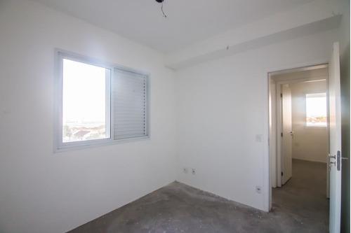 apartamento residencial à venda, vila matias, santos - ap0388. - ap0388