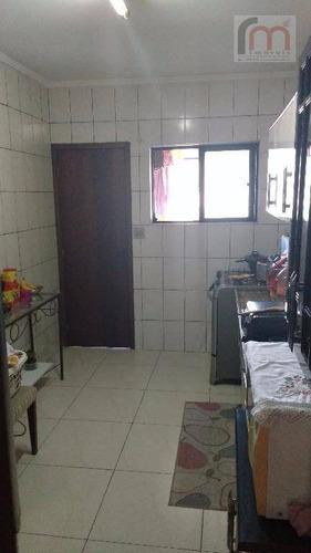 apartamento residencial à venda, vila matias, santos. - codigo: ap1975 - ap1975