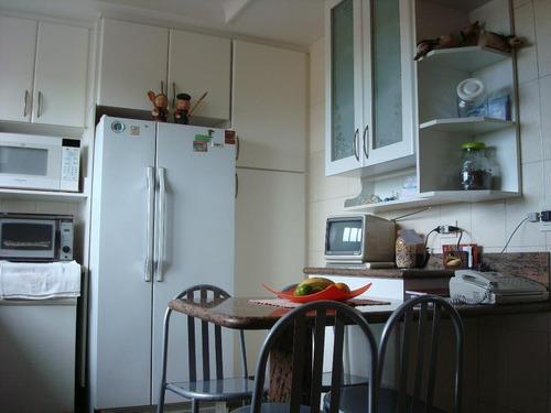 apartamento residencial à venda, vila matilde, são paulo. - ap6776