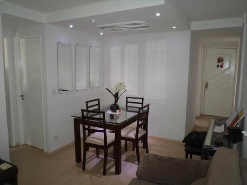 apartamento residencial à venda, vila matilde, são paulo. - ap7976