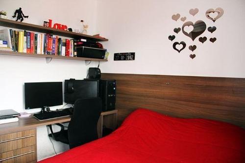 apartamento residencial à venda, vila matilde, são paulo. - ap7992