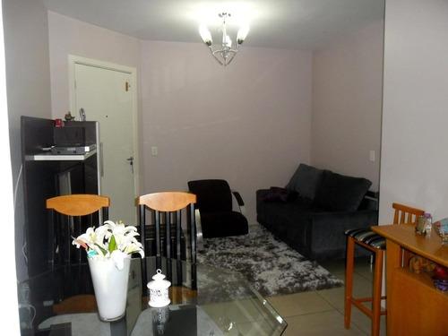 apartamento residencial à venda, vila matilde, são paulo. - ap8519