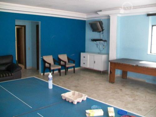 apartamento residencial à venda, vila matilde, são paulo. - codigo: ap0264 - ap0264