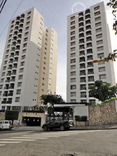 apartamento residencial à venda, vila matilde, são paulo. - codigo: ap0331 - ap0331