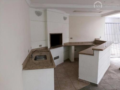 apartamento residencial à venda, vila matilde, são paulo. - codigo: ap0345 - ap0345