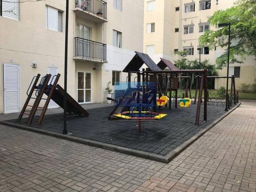 apartamento residencial à venda, vila mendes, são paulo. - ap0265