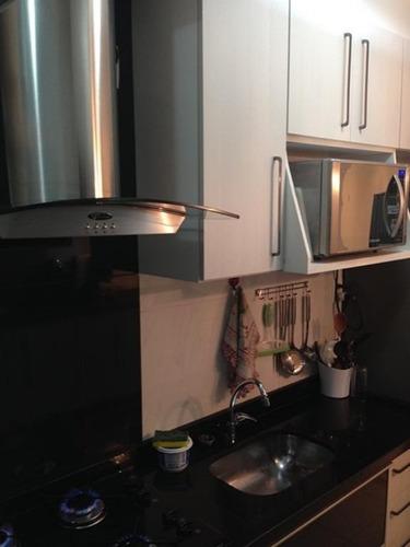 apartamento residencial à venda, vila mendes, são paulo - ap0322. - ap0322