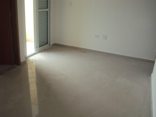 apartamento residencial à venda, vila metalúrgica, santo andré. - ap1042