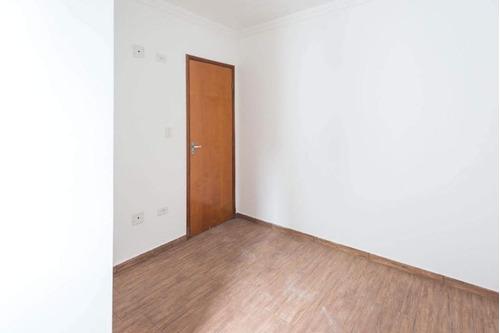 apartamento residencial à venda, vila metalúrgica, santo andré. - ap1540