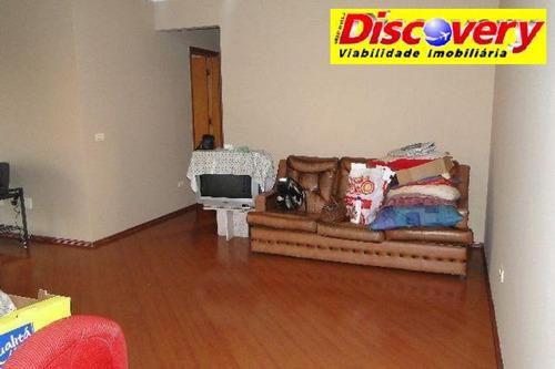 apartamento  residencial à venda, vila milton, guarulhos. - ap0384