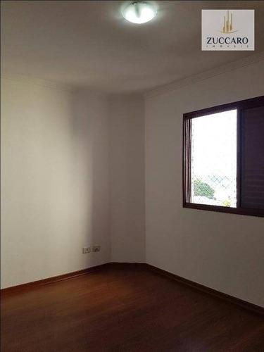 apartamento residencial à venda, vila milton, guarulhos. - ap11301