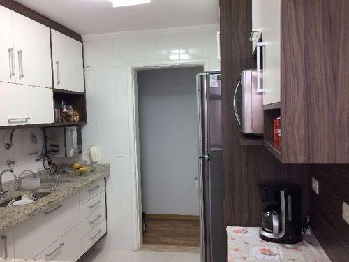 apartamento residencial à venda, vila milton, guarulhos. - ap1455