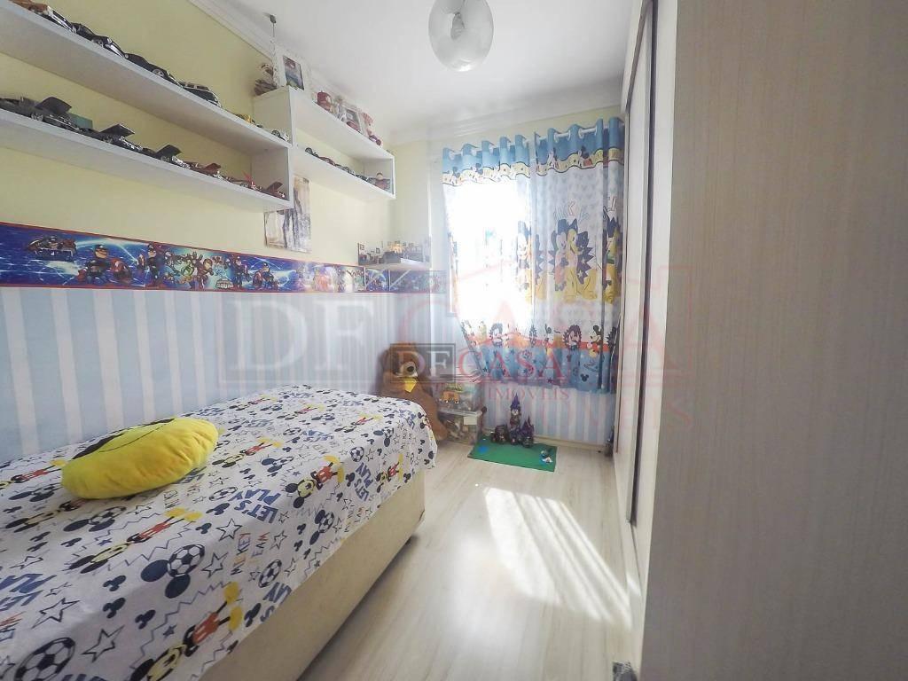 apartamento residencial à venda, vila milton, guarulhos. - ap3964