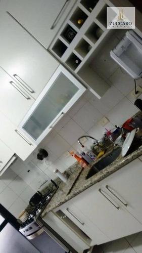 apartamento residencial à venda, vila milton, guarulhos. - ap9135