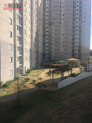 apartamento residencial à venda, vila mimosa, campinas. - ap0181