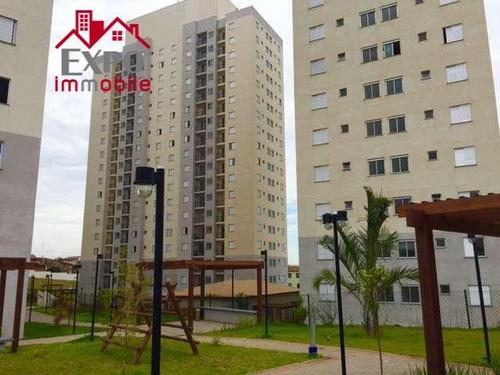 apartamento residencial à venda, vila mimosa, campinas. - ap0395