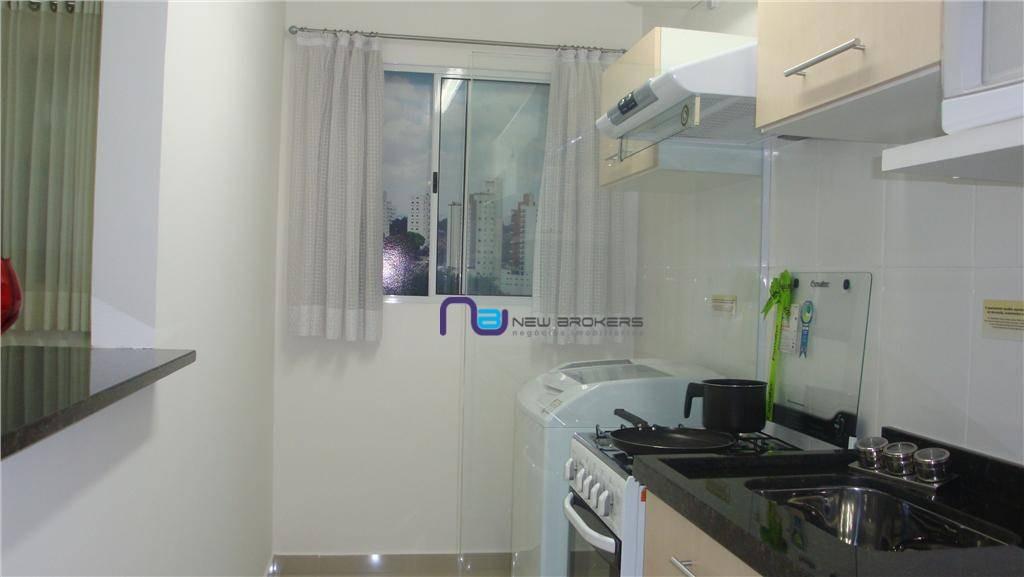 apartamento residencial à venda, vila miranda, itaquaquecetuba. - ap0724