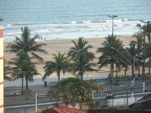 apartamento  residencial à venda, vila mirim, praia grande. - ap0710