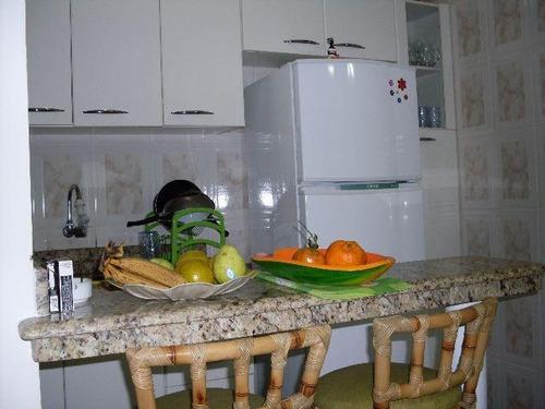 apartamento  residencial à venda, vila mirim, praia grande. - ap0766