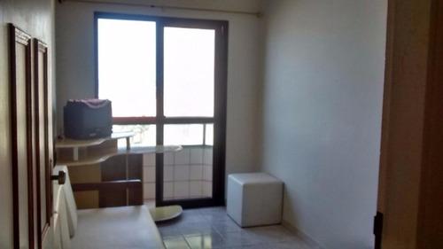 apartamento residencial à venda, vila mirim, praia grande. - ap0840