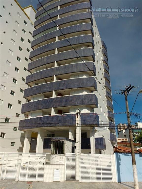apartamento residencial à venda, vila mirim, praia grande. - codigo: ap1120 - ap1120