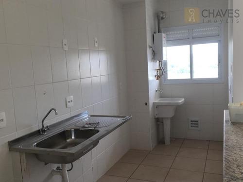 apartamento residencial à venda, vila monte alegre, ribeirão