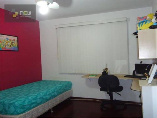 apartamento  residencial à venda, vila monte alegre, ribeirão preto. - ap0438