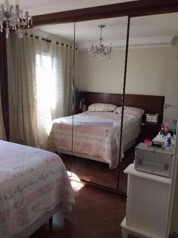 apartamento residencial à venda, vila monte alegre, são paulo. - ap0474
