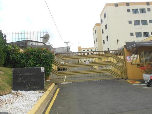 apartamento residencial à venda, vila monteiro, piracicaba. - ap0834