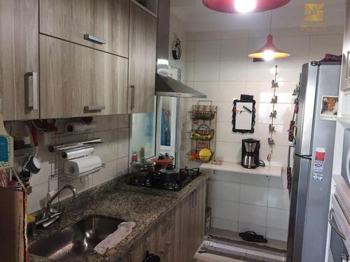 apartamento residencial à venda, vila moreira, guarulhos. - codigo: ap3451 - ap3451