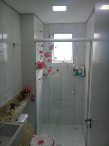 apartamento residencial à venda, vila nossa senhora das vitórias, mauá. - ap1555