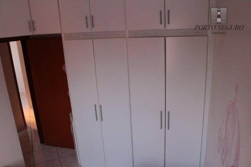 apartamento residencial à venda, vila nossa senhora de fátima, americana. - ap0111