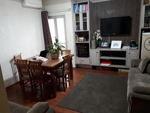 apartamento residencial à venda, vila nossa senhora do bonfim, são josé do rio preto. - ap0312