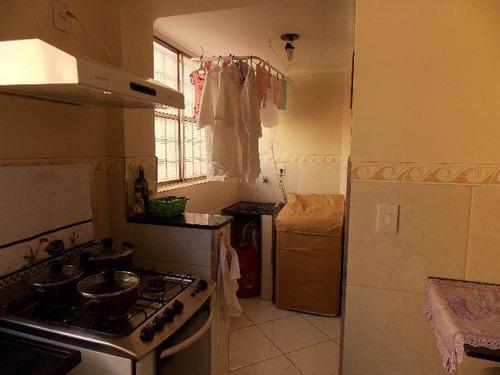 apartamento residencial à venda, vila nossa senhora do bonfim, são josé do rio preto. - ap0361