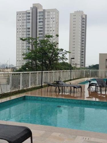apartamento residencial à venda, vila nossa senhora do bonfim, são josé do rio preto. - ap0410