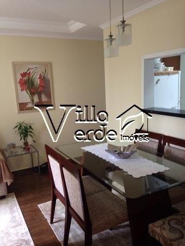apartamento residencial à venda, vila nova cachoeirinha, são paulo - ap0694. - ap0694