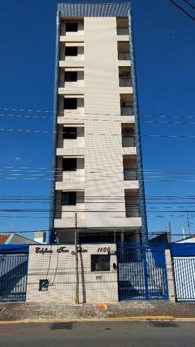 apartamento residencial à venda, vila nova, campinas. - ap0030