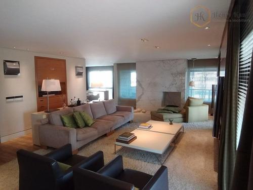 apartamento residencial à venda, vila nova conceição, são paulo. - ap1256