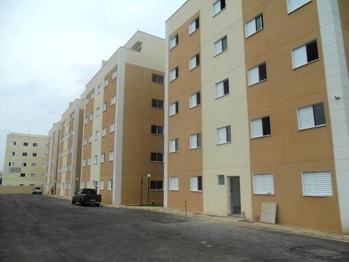 apartamento residencial à venda, vila nova curuçá, são paulo. - ap7616