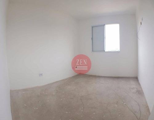 apartamento residencial à venda, vila nova curuçá, são paulo. - ap8603